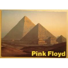 Carte postale Pink Floyd - Pyramids