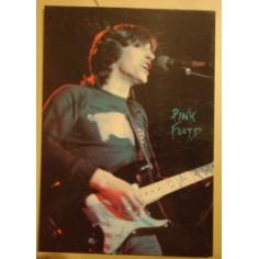 Carte postale Pink Floyd - Roger Waters