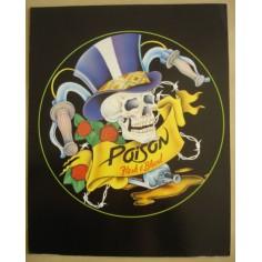 Postcard Poison (grand format)
