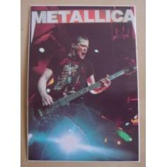 Autocollant Metallica
