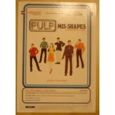 Carte postale Pulp - Mis-shapes