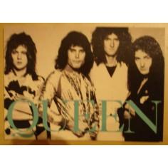 Carte postale Queen