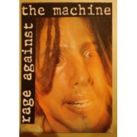 Carte postale Rage Against the Machine