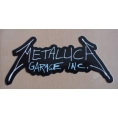Autocollant Metallica - Garage inc.