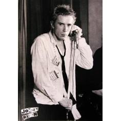 Carte postale Sex Pistols - Johnny Rotten