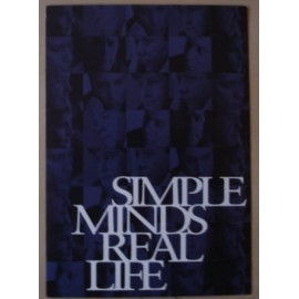 Carte postale Simple Minds - Real life