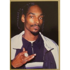 Carte postale Snoop Dogg