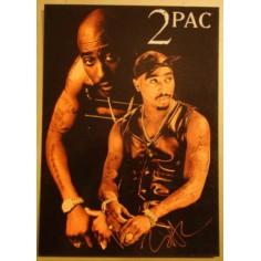Carte postale Tupac