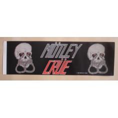 Autocollant Motley Crue