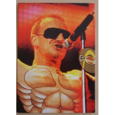 Carte postale U2