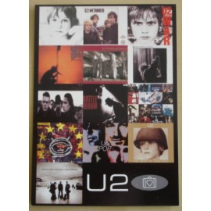 Carte postale U2 - Albums