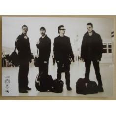 Carte postale U2 - Elevation