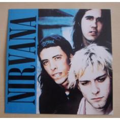 Autocollant Nirvana