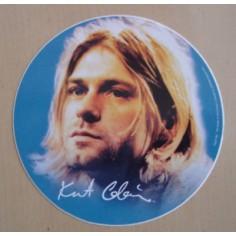 Autocollant Nirvana - Kurt