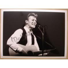 Photo David Bowie