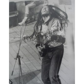Photo Bob Marley