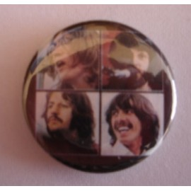 Badge Beatles - Let it be