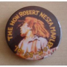 Badge Bob Marley