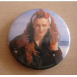 Badge Boy George