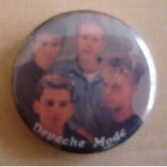 Badge Depeche Mode