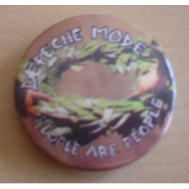 Badge Depeche Mode - People are People