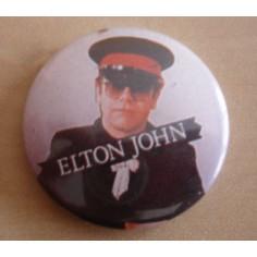 Badge Elton John