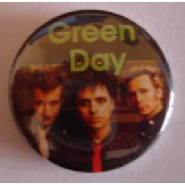 Badge Green Day