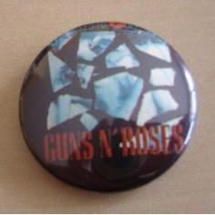 Badge Guns n' Roses