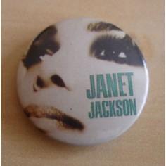 Badge Janet Jackson
