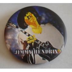 Badge Jimi Hendrix