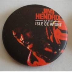 Badge Jimi Hendrix - Isle of Wight