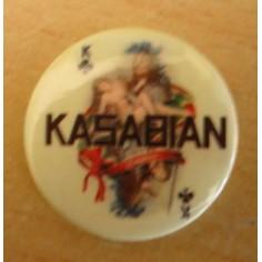 Badge Kasabian