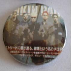 Badge Linkin Park - Hybrid theory
