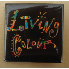 Badge Living Colour
