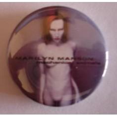 Badge Marilyn Manson - Mechanical animals