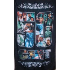 Drapeau 50 Cent