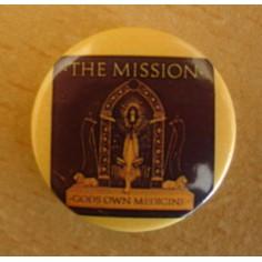 Badge Mission - Gods own medecine