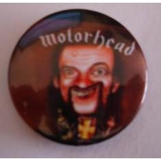 Badge Motörhead - Lemmy