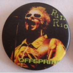 Badge Offspring - Punk riot