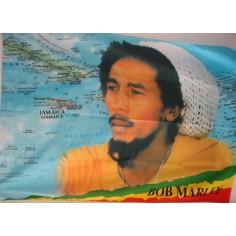 Drapeau Bob Marley