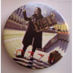 Badge Ozzy Osbourne - Hell
