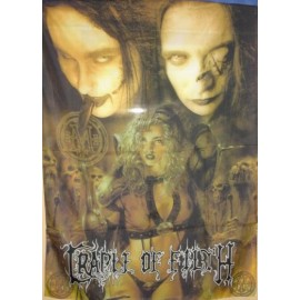 Drapeau Cradle of Filth