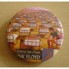 Badge Pink Floyd - A momentary lapse of reason