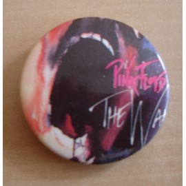 Badge Pink Floyd - The wall