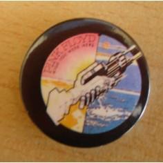 Badge Pink Floyd - Wish you were here