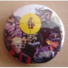 Badge Public Enemy