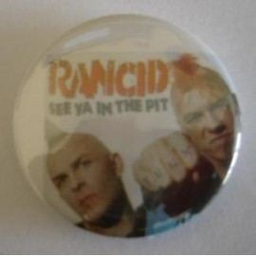 Badge Rancid - See ya in the pit