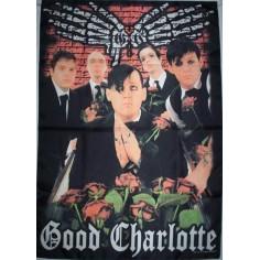 Drapeau Good Charlotte