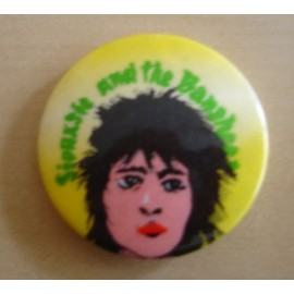 Badge Siouxsie