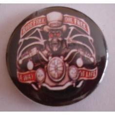 Badge Skull - A way of life